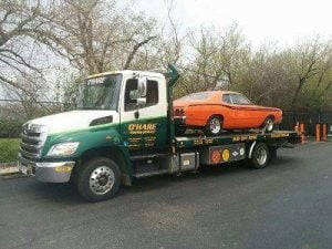 Towing Oak Park